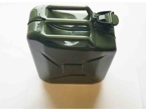 20L Army Green Steel Jerry Can