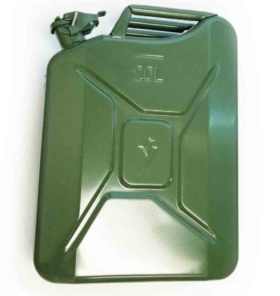 Premium Green 20L 5 Gallon Jerrycan